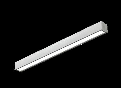 Накладной линейный светильник (белое масло)